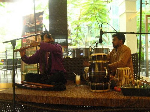The Tabla Cadabra Duo in Malaysia - Music for Asia