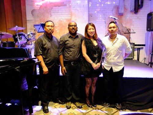 Leonard Da Silva Jazz Trio
