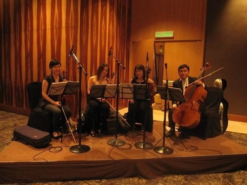Book A String Quartet in Asia - Music for Asia
