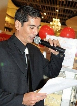 Farouk – Master Of Ceremonies