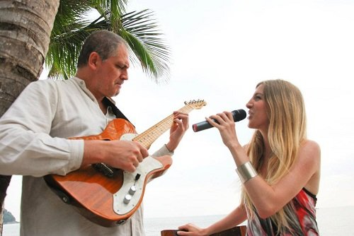 Macarena Jazz Duo For Parties, Functions And Events