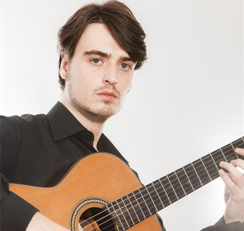 Book A Classical Guitarist Virtuoso in Asia - Music for Asia