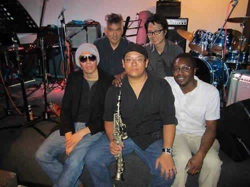 Diablo Jazz quartet