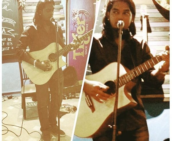 Book A Solo Singer Guitarist In KL - Music For Asia