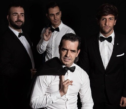 Book An IL-Divo Tribute Act in Asia - Music for Asia