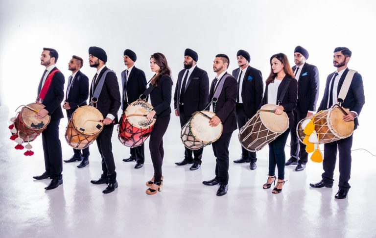 The Dhollers – Dhol Musicians in Asia