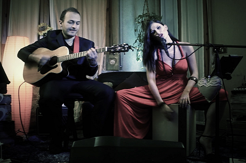 Acoustic Duo In Asia