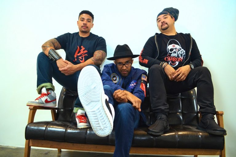 Book An International Hip-Hop Trio in Asia - Music for Asia